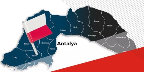 Polonya Fahri Konsolosluğu Antalya