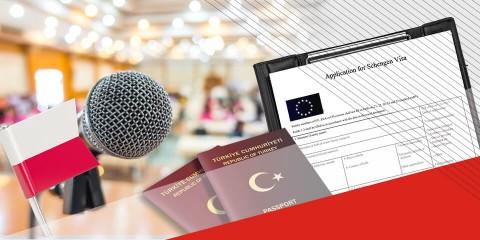 Polonya Kültürel, Sportif ve Konferans Vizesi